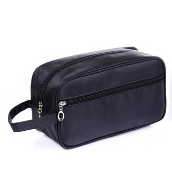 1a5c9df68fb8 Portable Mens Shaving Essentials Travel Kit Male Nylon Waterproof Toiletry  Organizer Travel Storage Bag - Buy Travel Storage Bag Product on ...