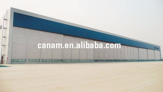 Automatic Sliding Hangar Door Aircraft Door