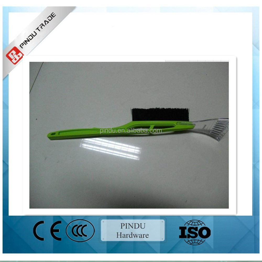 Plastic shovel snow removal for car