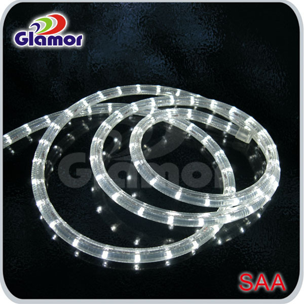 Hose Round Led 2-wires Rope Light For Christmas Day