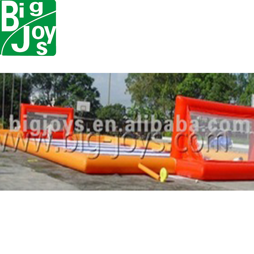 Pop movable football sports /inflatable game