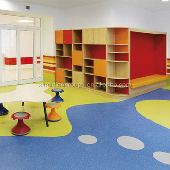 Preschool Anti Static Homogeneous Pvc Vinyl Flooring Buy