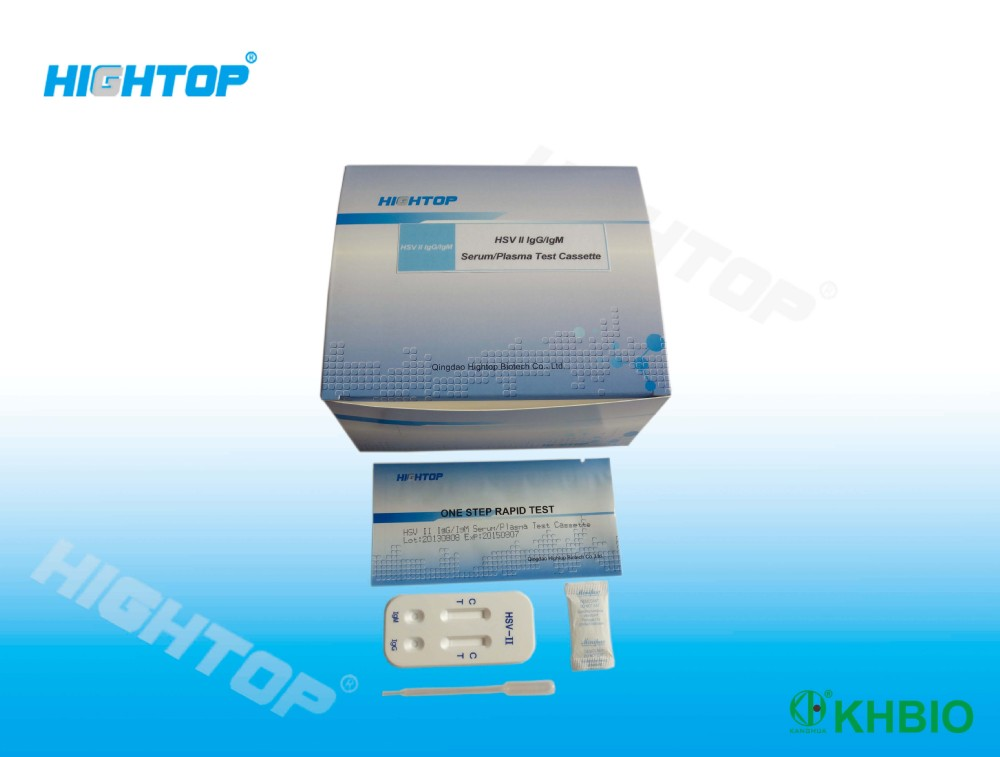 blood test for herpes simplex