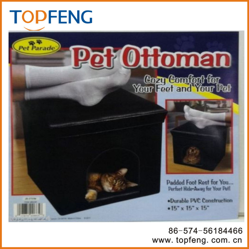 animal domestique pouf chien et chat pouf pliant. Black Bedroom Furniture Sets. Home Design Ideas
