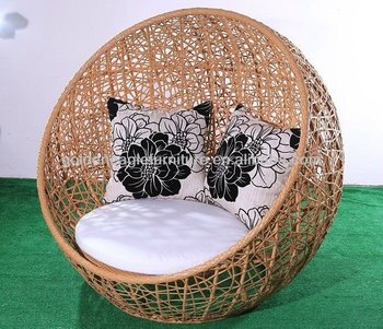 Round Lounge Chair Beach Chairs Outdoor Furniture