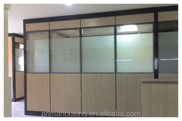Office Movable Partition Wall Sliding Folding Partition Doors