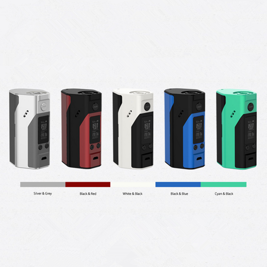 Original Wismec Reuleaux RX200S TC Mod from Alibaba China
