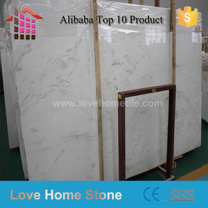 China Factory Direct sale natural stalactite stone,white carrara marble slabs