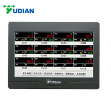 Yudian Industrial Usage AI-3170S 12 Channel Data Logger