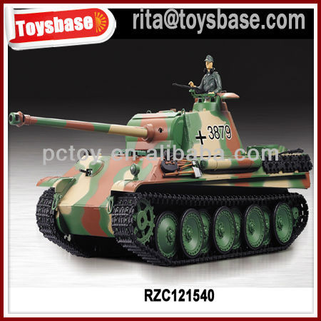 1:16 heavy Germany rc tank leopard
