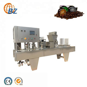 Cheap Small Coffee Capsule Filling Sealing Machine, Filling Machine Automatic, Coffee Capsule Filling Machine