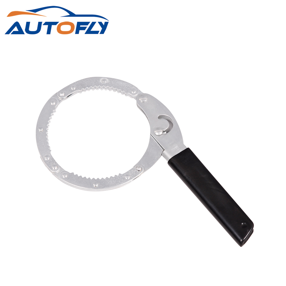 Universal AdjustableType Ideal for motorcycle use Oil Filter Wrench