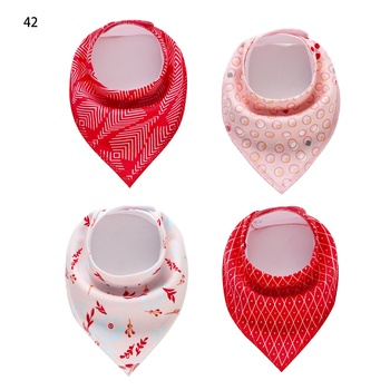 Best Seller Muslin Baby Bandana Drool Bibs For Drooling And Teething