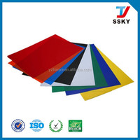 Paper binding cover binding sheets plastic cover for books