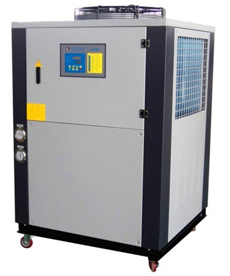 Blowing air compressor