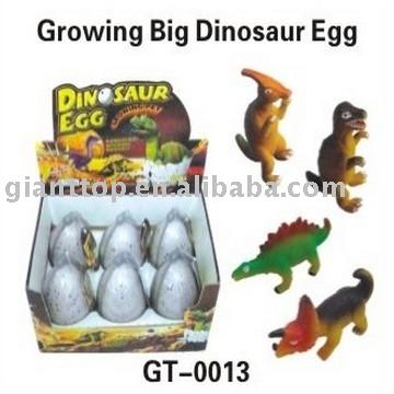 Growing Big Dinosaur Egg - Buy Growing Egg,Novelty Egg,Growing Egg ...
