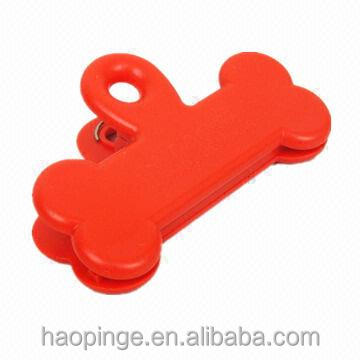 Plastic zak clipper/bag sealer clip/plastic brood clip