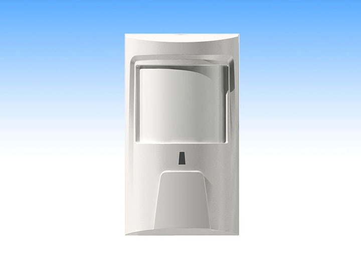 wireless outdoor PIR detector, intelligent PIR&Microwave sensor detector