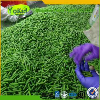 iqf product frozen cowpea beans price ton