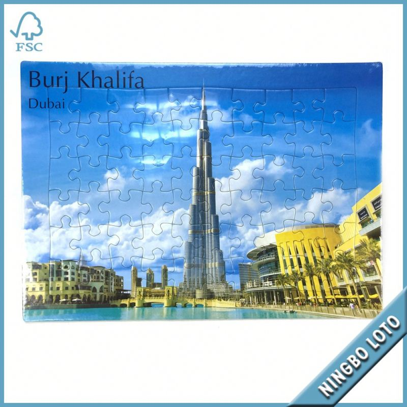 High quality best price 4d puzzles