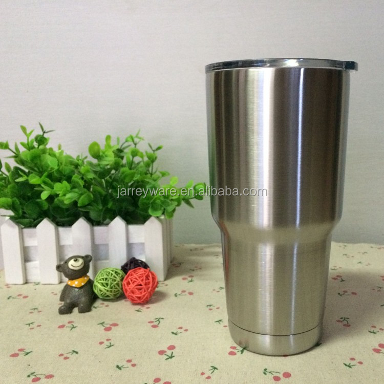 customized ss 30oz water tumbler with slide lid