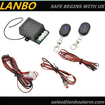 Electronic Car Alarm Immobilize Lb-ar028 Auto Security System Car Engine  Circuit Power Cut Off Rfid - Buy Anti-hijacking System Product on  Alibaba com