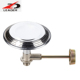 Portable cheap price and high quality camping and home gas stove burner with valve ZT18(old model)