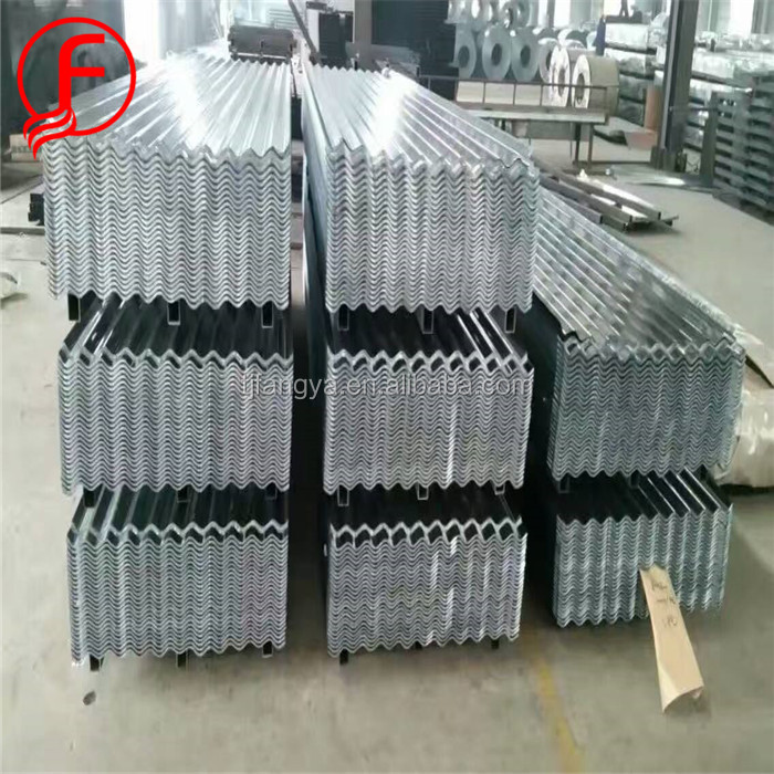 FACO steel sheet ! 0.18x1000x2000mm galvanized corrugated roofing sheet to Ethiopia