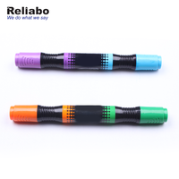 Reliabo Alibabab China Plastic Waterproof Two Color Permanent Marker Pen