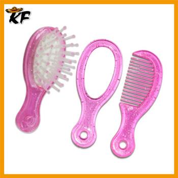 Manufacturing Children Kids Cheap Plastic Mirror Hair