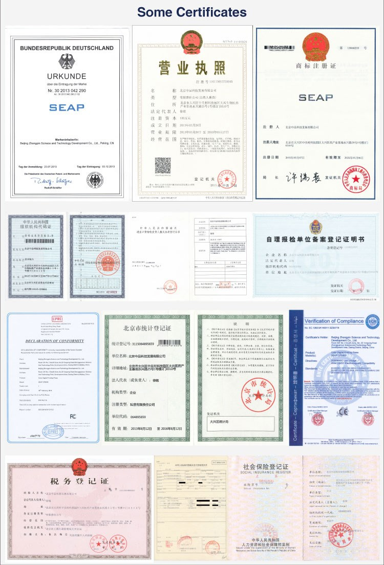 Seap cp7000 4 stampa a colori per la vendita