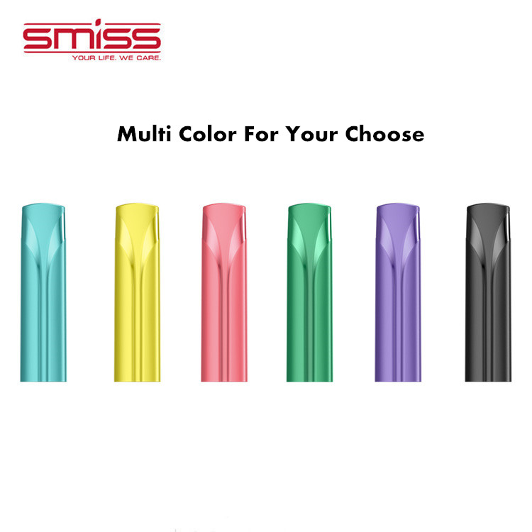 Smiss Food Grade PCTG Plastic M2 Ceramic Coil Tank Ceramic Vape Cartridge Empty Disposable Vapers Smoking Electronic
