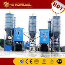 EVANGEL mobile concrete Batching Plant 60m3/h HZS60P