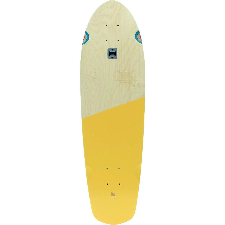 093d12bd318 Get Quotations · Globe Big Blazer Longboard Deck -9.25x32 Splash House Deck  ONLY