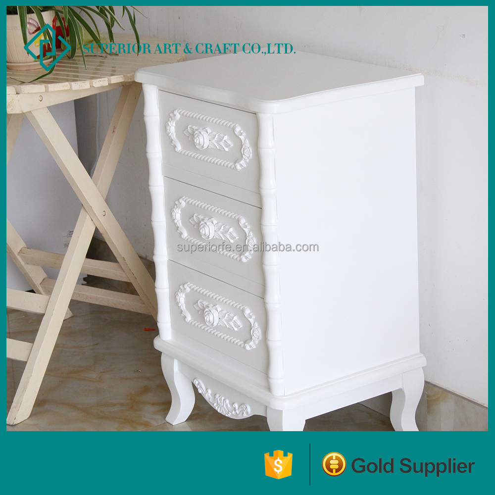 Europese Wit Home Thema Gloss Afwerking Slaapkamer Meubels ...