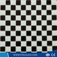 Decorative Crystal Glass Mosaic