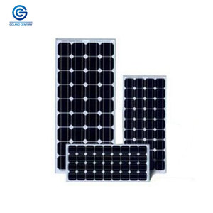 China manufacturer 50 watts cheap flexible monocrystalline solar cell for sale