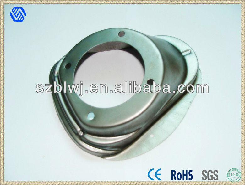 China Stamp Forging Parts,Stamping Stainless Steel Part Manufacturer