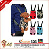 Fashion Cat Dog Travel Front Carrier Bag Backpack Mesh Pet Carrier For Small Dog Pink Blue For Weight Factory Wholesale