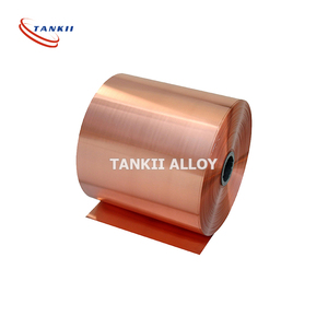Excellent Tin Plated Pure copper strip tape C11000 brass foil strip