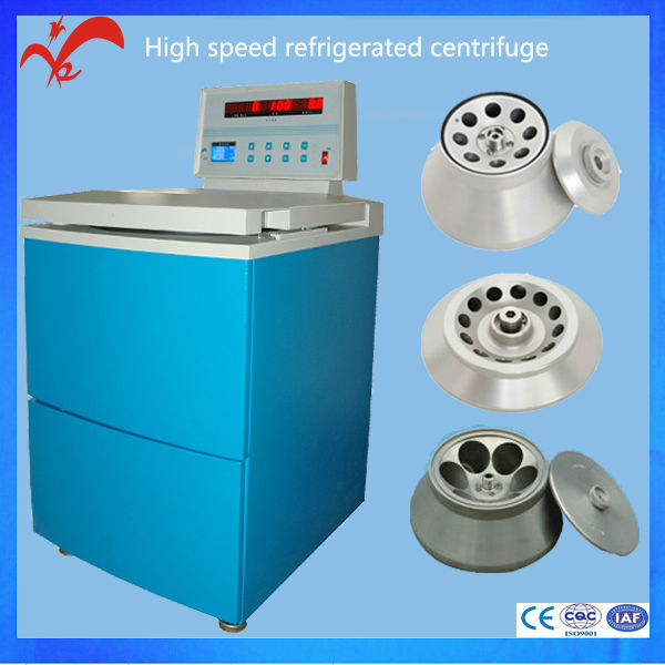 Multi Function Blood Centrifuge Separator High Speed