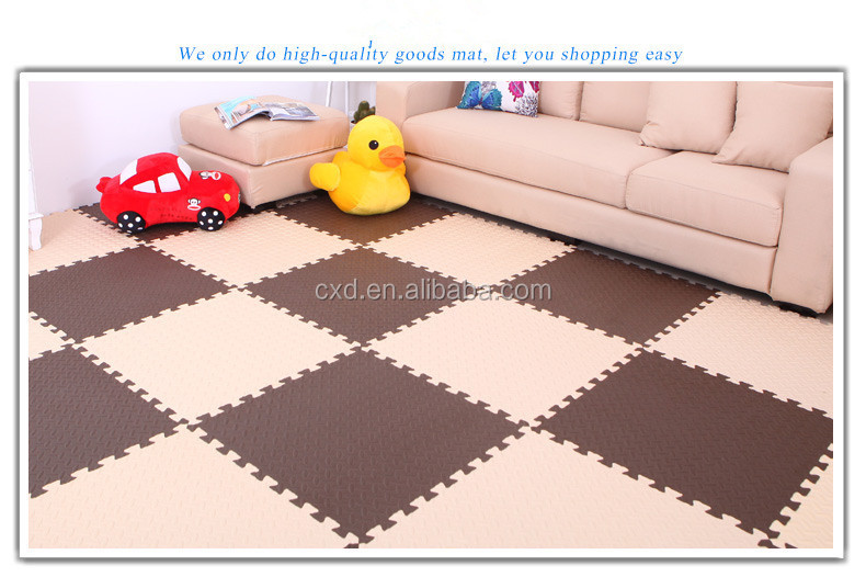 Baby Cushion Play Mat Pad Baby Play Floor Mat Alphabet