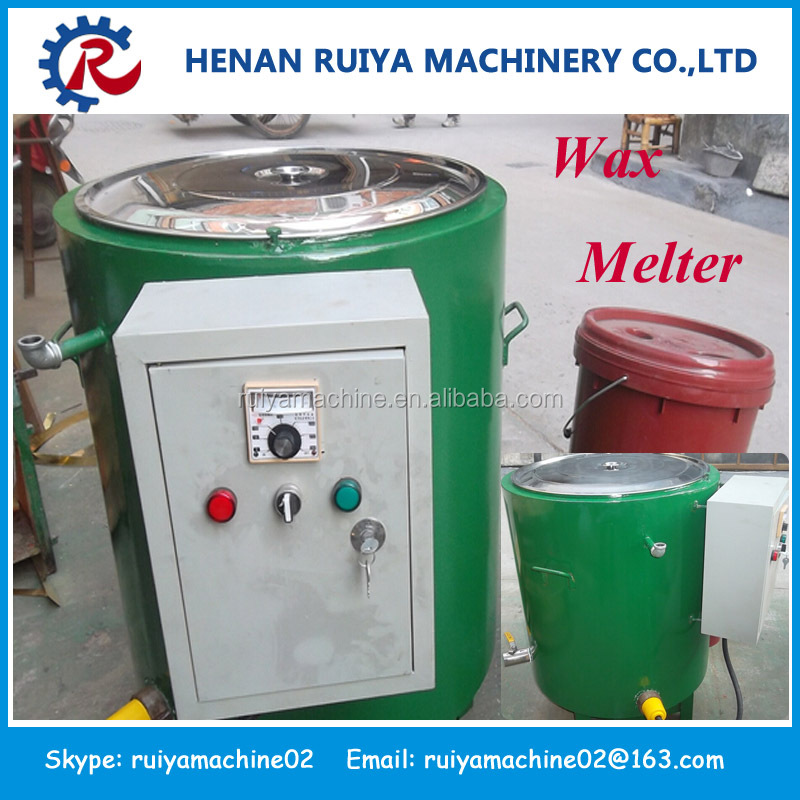 simplicity of operator wax melter