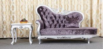 DanXueYa-simple design royal king throne chaise lounge-cheap ...