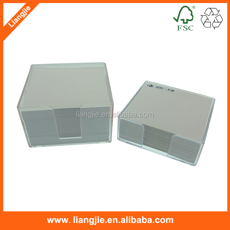 Wooden Box 2C Print Loose Leaf Paper,paper Pad,paper Memo Pad  Print Loose Leaf Paper
