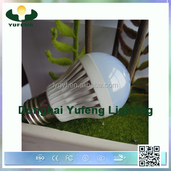 led bulb 5 watt lamp led bulb base b22 led bulb plastic lighting