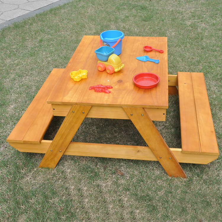 Kids Wood Picnic Table, Kids Wood Picnic Table Suppliers And Manufacturers  At Alibaba.com