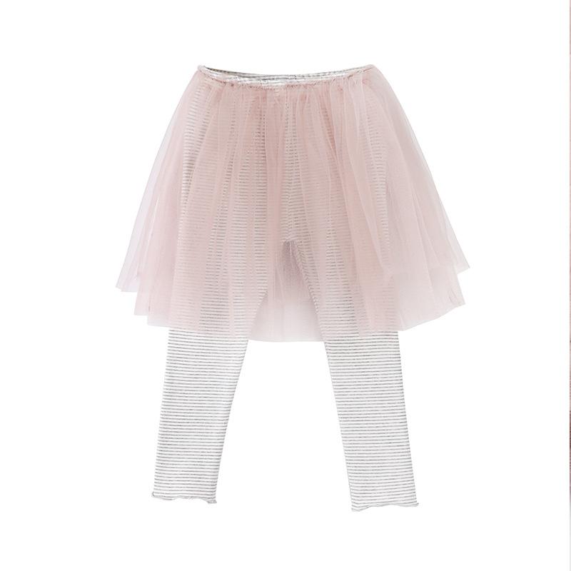 76e4c468b3 ... Pantalones. 0 vendidos. Un solo color de bebé falda de las niñas  forrado de algodón cómodo de chicas