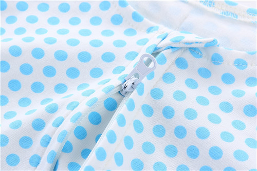 baby 100% cotton sleeping bag Baby vest type summer air conditioning sleeping bag