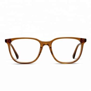 ab14b66bd7ed 2018 fashion popular acetate rectangular eyewear frames new products new  model optical frame